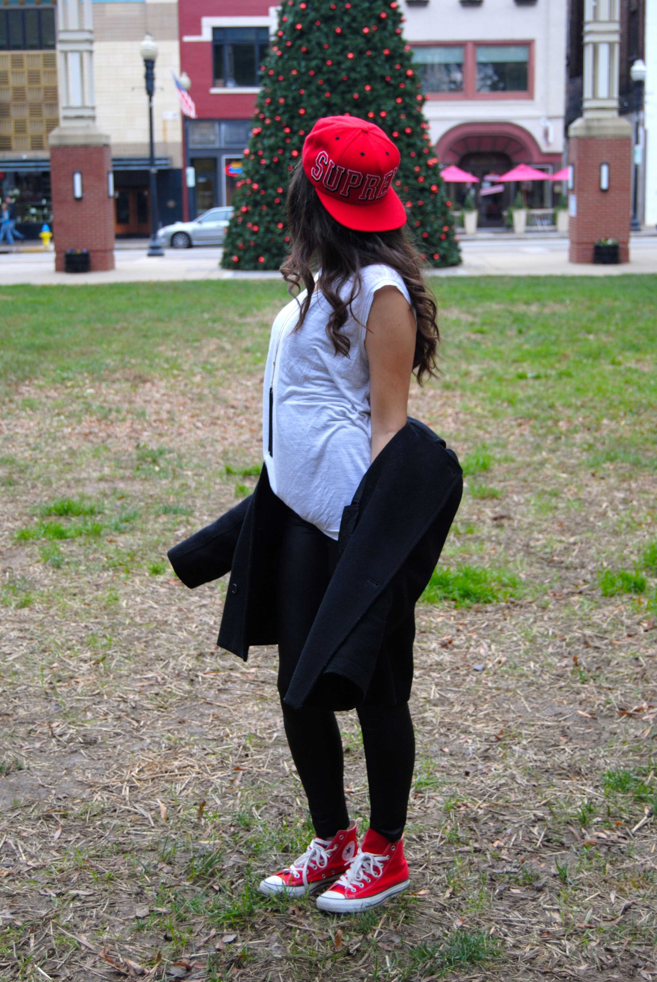 outfits with red converse tumblr   Torkative